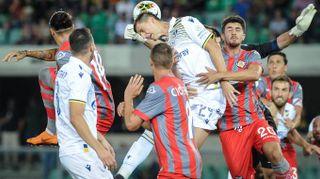 Coppa Italia, le emozioni di Verona-Cremonese 1-2