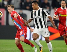 Juve-Spal a Torino nel girone d'andata
