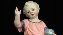 Il Gesù bambino rubato nel 2010 e oggi ritrovato