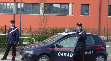 Controllo dei carabinieri