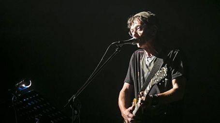 Il musicista e scrittore Massimo Zamboni