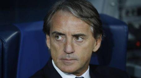 Roberto Mancini (Ansa)