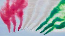 Anche le Frecce Tricolori alla WDW