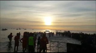 Ironman a Cervia, si parte. Il video