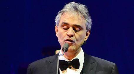 Andrea Bocelli in concerto