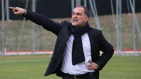 Marco Schenardi, allenatore del Sansepolcro