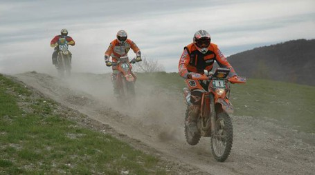 Moto (Foto archivio moto club Umbria)