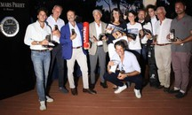 I premiati all'Ugolino dell'Audemars Piguet Trophy