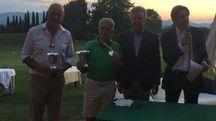 Massimo Meoni e Umberto Dipierri, campioni toscani senior di doppio