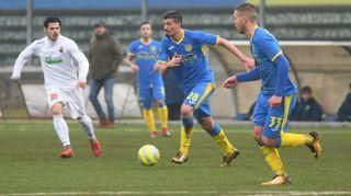 Carrarese-Lucchese, le foto della partita
