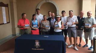 Golf, le donne comandano all'Ugolino
