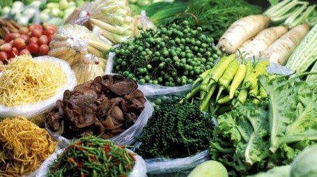 Verdura, legumi