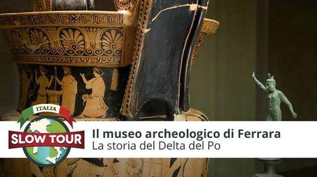 Il museo archeologico di Ferrara