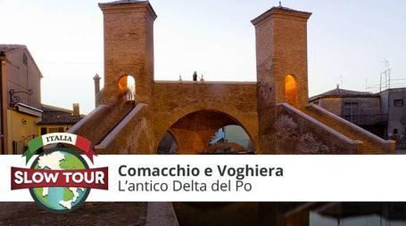 Il Delta antico del Po: Comacchio e Voghiera