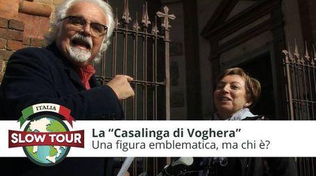 "la ""Casalinga di Voghera"""