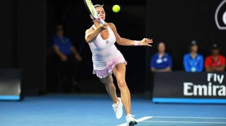 Tennis: Australia, Giorgi eliminata, cede in tre set a Barty