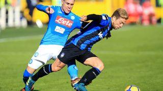 Atalanta-Napoli, le immagini del match