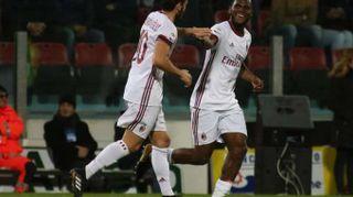 Serie A: Cagliari-Milan 1-2