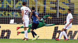 Serie A: Inter-Roma 1-1