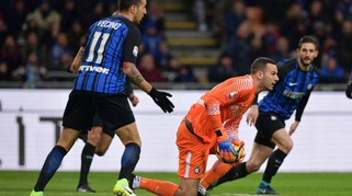Inter-Roma 1-1, le pagelle