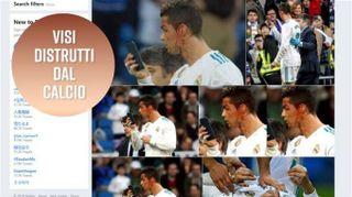Cristiano non è solo: i volti 'rossi' del calcio