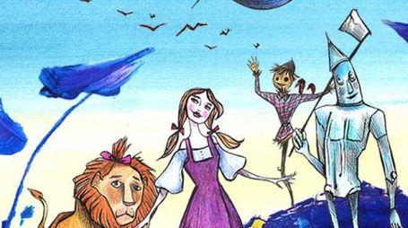 Il cammino per Oz