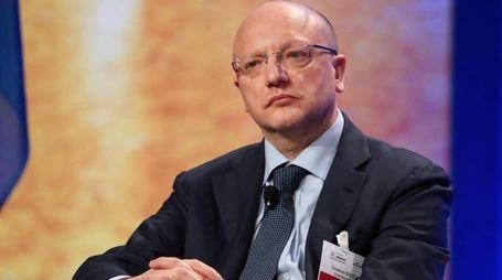 Vincenzo Boccia, presidente di Confindustria (Ansa)