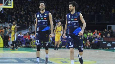 Luca e Michele Vitali (LaPresse)