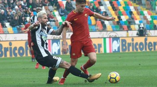 Serie A: Udinese-Roma 0-2, le pagelle