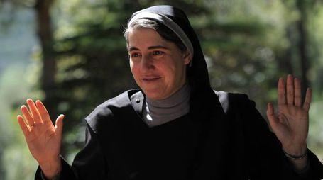 Suor Teresa Forcades, monaca femminista (Afp)