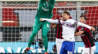 Milan Sampdoria 1-0, le pagelle dei rossoneri