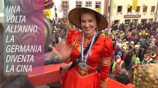 In Germania il Carnevale è una questione... cinese