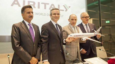 Meridiana diventa Air Italy (Ansa)