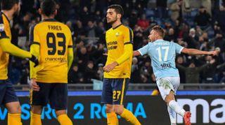 Serie A: Lazio-Verona 2-0