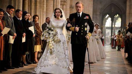 Una scena della serie TV 'The Crown' – Foto: Netflix