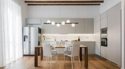 Appartamento Mosè - un progetto di Nomade Architettura Interior Design