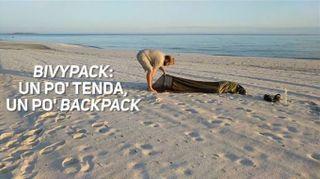Oggi zaino, domani tenda: è il 'bivypack'