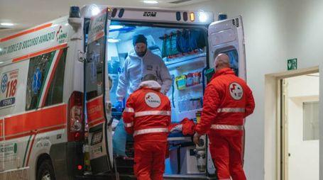 Un'ambulanza (Zeppilli)