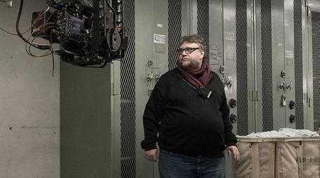 Guillermo Del Toro sul set di 'La forma dell'acqua' – Foto: Sophie Giraud/Fox Searchlight