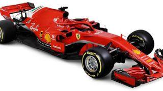 Ferrari SF71H, ancora più Rossa. Ecco il nuovo gioiellino