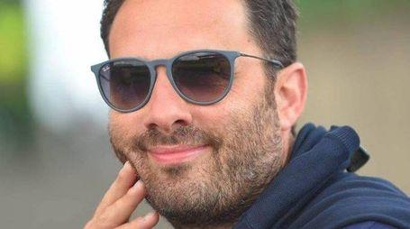 Il sindaco di Acireale, Roberto Barbagallo, in una foto tratta da Facebook (Ansa)