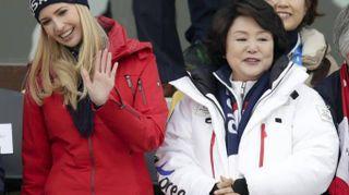 Olimpiadi invernali 2018, Ivanka Trump assiste allo snowboard