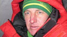 Denis Urubko in un'immagine d'archivio (foto Ansa, sito internet Simone Moro)