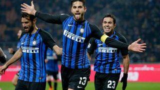 Serie A: Inter-Benevento 2-0