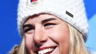 """Giochi: Ledecka anti star, """"cioccolata è il mio doping"""""""