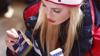 Giochi: Ivanka Trump a finale bob, applausi ai team Usa