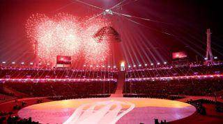 Olimpiadi invernali 2018, la cerimonia di chiusura