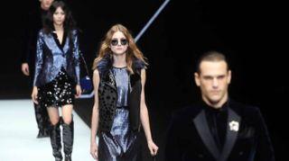 Moda: Emporio Armani, la notte anche di giorno