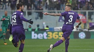 Serie A: Fiorentina-Chievo 1-0