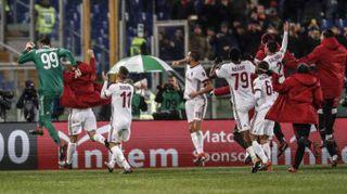 Serie A: Roma-Milan 0-2